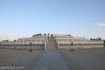 天坛公园景点:圜丘
