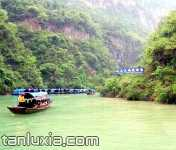 巫山小三峽