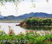 金海湖風景區