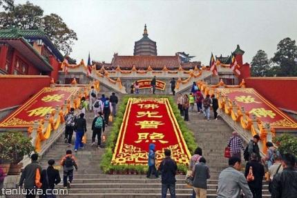 八大处公园景点:灵光寺