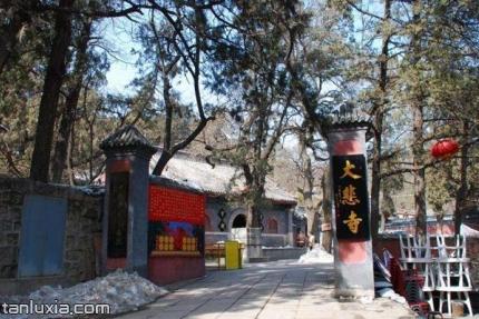 八大处公园景点:大悲寺