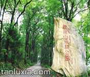 歌樂山森林公園