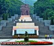 重慶歌樂山烈士陵園