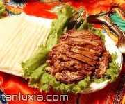 北京烧羊肉
