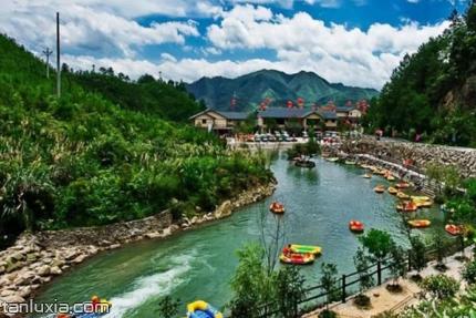 云灵山旅游景区景点:云灵山景区