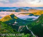 龍鳳山景區
