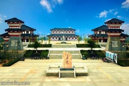 黃香紀念園景點:黃香紀念園入口