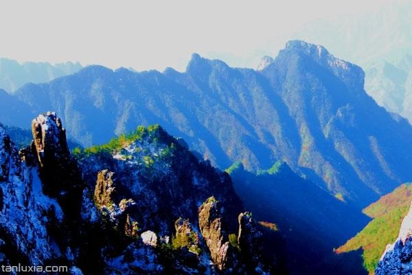 神農谷美景
