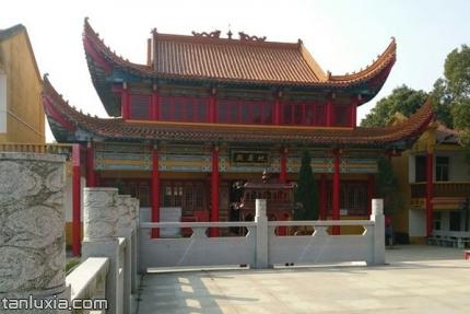 壽寧禪寺景點:地藏殿
