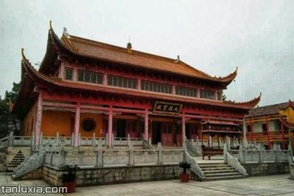 壽寧禪寺景點:大雄寶殿