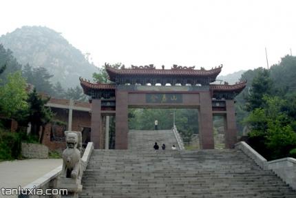 房干生态旅游区景点:金泰山