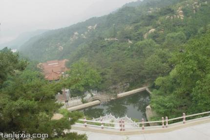 房干生态旅游区景点:天门峡
