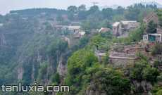懸崖上的村莊——萊蕪區逯家嶺村