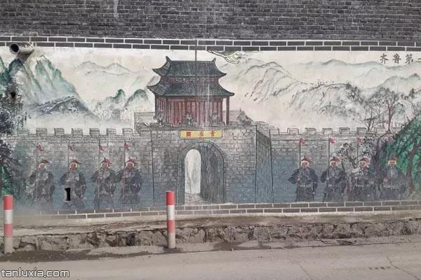 青石关壁画