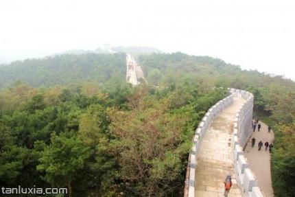 七星台風景區景點:齊長城