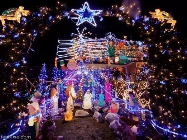 洪家樓教堂的聖誕活動