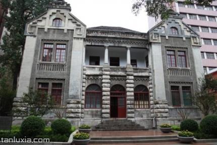 蔡公時紀念館景點:蔡公時紀念館正門