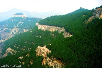 平陰大寨山景點:大寨山