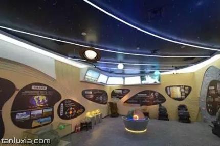山东省地质博物馆景点:地球家园厅