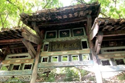 濟南龍洞風景區景點:佛峪勝境