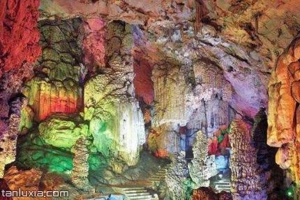濟南龍洞風景區景點:龍洞