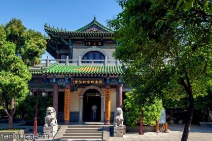 济南惨案纪念堂景点:济南惨案纪念堂正门