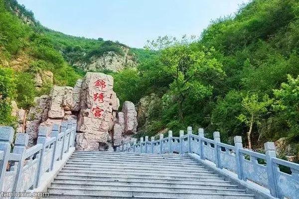 锦绣宫 - 探路侠