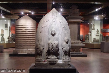 山东石刻艺术博物馆景点:石刻文物