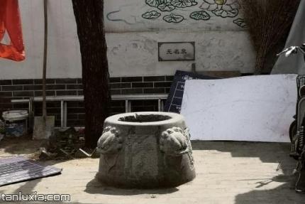 无名泉景点:无名泉井口
