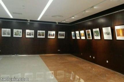 山东美术出版社美术馆景点:展厅