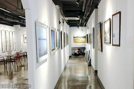 大都美术馆景点:展厅