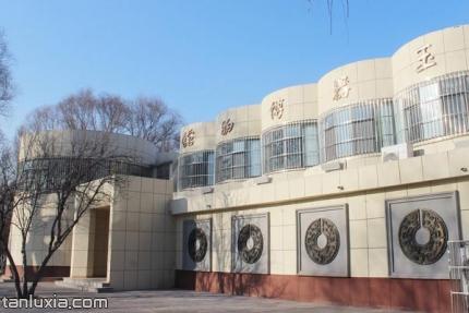 济南东方玉器艺术博物馆景点:玉器博物馆外景