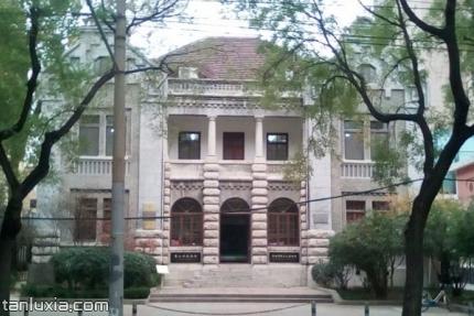 济南商埠文化博物馆景点:商埠文化博物馆外景