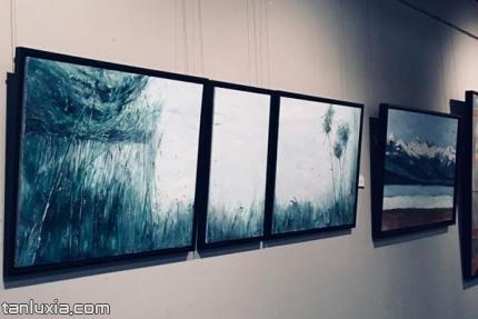 山东新闻美术馆景点:展品