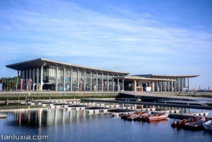青岛奥帆中心景点:国际会议中心