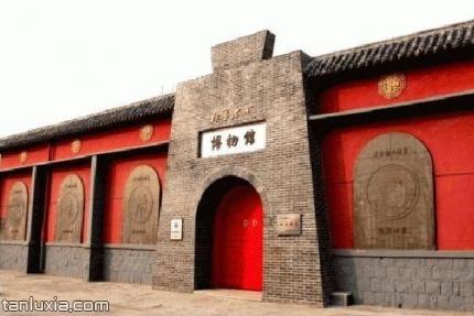 即墨老酒博物馆景点:历史文化长廊