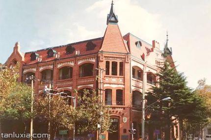 青岛邮电博物馆景点:青岛邮电博物馆主楼