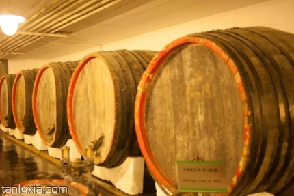 青岛啤酒博物馆景点:多功能区域