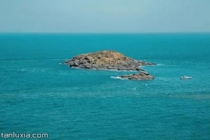 青岛灵山岛景点:小灵山