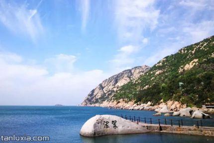 崂山太清游览区景点:太清湾