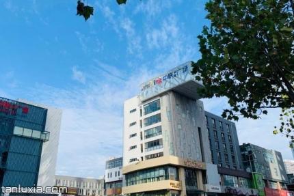 青島中聯創意廣場景點:中聯創意廣場入口