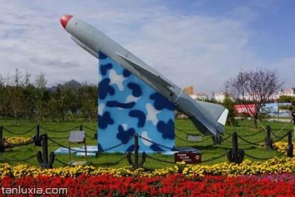 青島海軍公園景點:軍事裝備