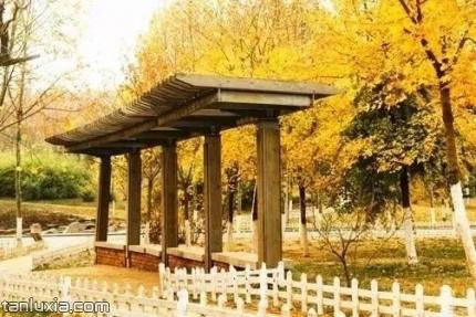 青岛太平角景点:太平角公园