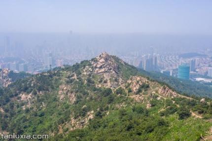 浮山森林公园景点:浮山
