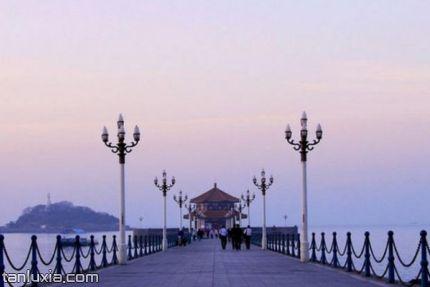 青島棧橋公園景點:棧橋
