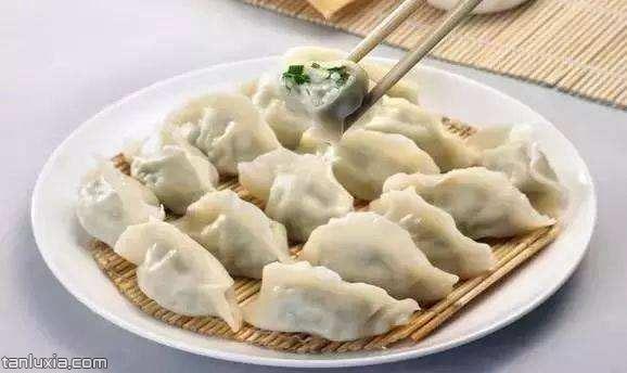 鲅鱼饺子 - 探路侠